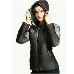 Victoria secret sport reversible puffer jacket
